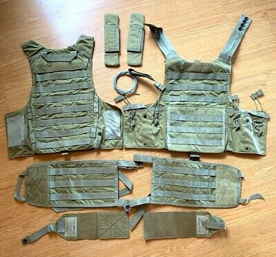 Usmc Specialty Defense Sds Rbav Releasable Body Armor Vest Plate