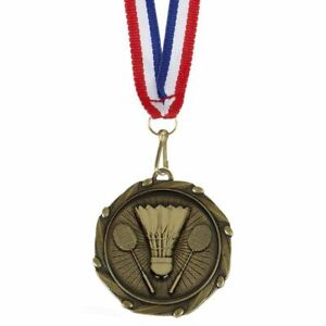 Ribbon Boxing Medals 50 mm Heavyweight with Free Engraving up to 30 Letters