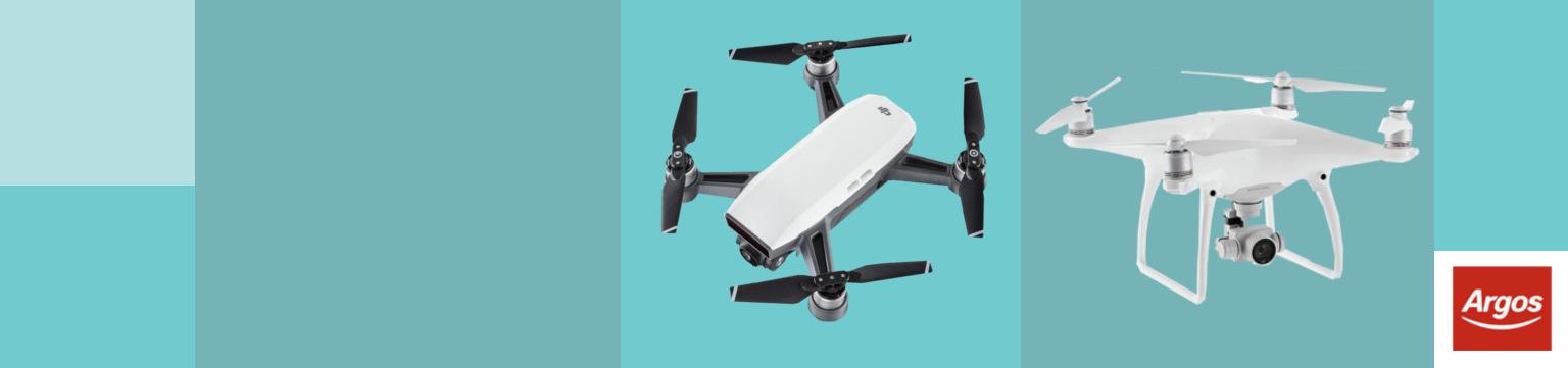 Extra 10% off DJI Spark and Phantom Drones