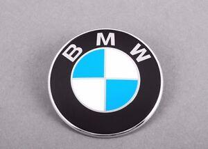 GENUINE BMW E91 E91N Wagon BMW Emblem Logo Badge 51147166076