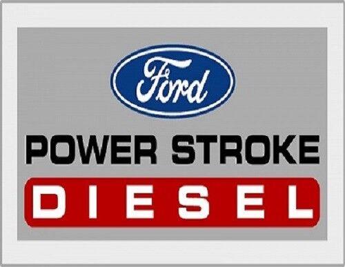 3034 03-10 6.0L Ford Powerstroke Diesel OEM Front Cover Oil Check Valve Assy