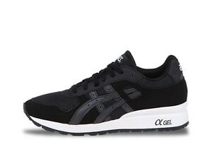 outlet store 373a2 dfef5 Details about ASICS Tiger GT-II Lifestyle Men's Athletic Shoes H549Y-9090  Black NWT NIB