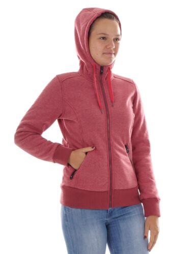 Loisir jacket Polaire Capuche Veste Cmp Rose Hoodie Isolant qxHfIwn