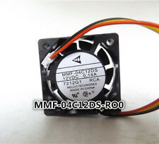 original MITSUBISHI MMF-04C12DS-RO0 Inverter cooling fan DC12V 0.14A 2pin
