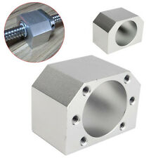 CNC RM2505 RM2510 Ball Screw Flange Nut Seat Ball Nut Housing Bracket Mount