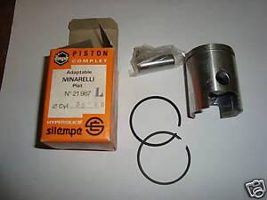 Rare-Piston-Neuf-Minarelli-gitane-testi