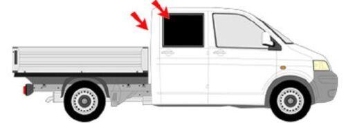 Auto Sonnenschutz fertige Sonnenblenden Tönung VW Bus T6 Doppelkabine Bj ab15