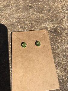 Oval-Green-Peridot-925-Sterling-Silver-Stud-Earrings
