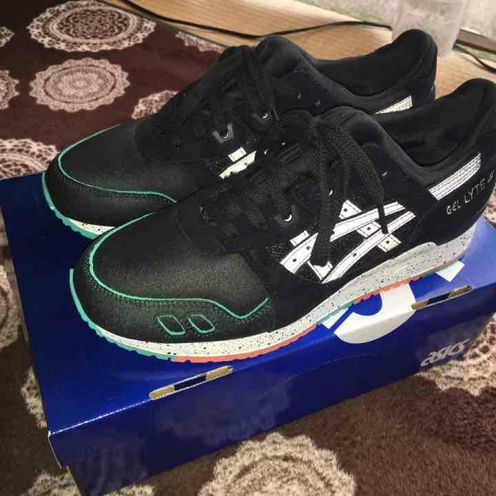 ASICS Gelrite 3 from japan (6399 (6399 japan 46c724