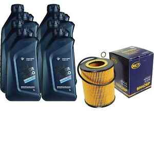 For BMW motor oil 8l Sct Oil Filter Sh 426 P 3er Coupe E46 E36 Cabriolet E60 E39