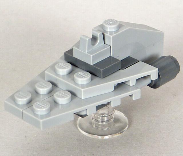 LEGO Star Wars - Mini Republic Acclamator-Class Assault Ship 75023 (NEW)