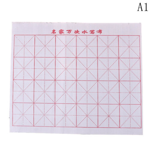 Magic Water Writing Clothing Flannel Fibers Fabrics Practice Chinese Calligraphy