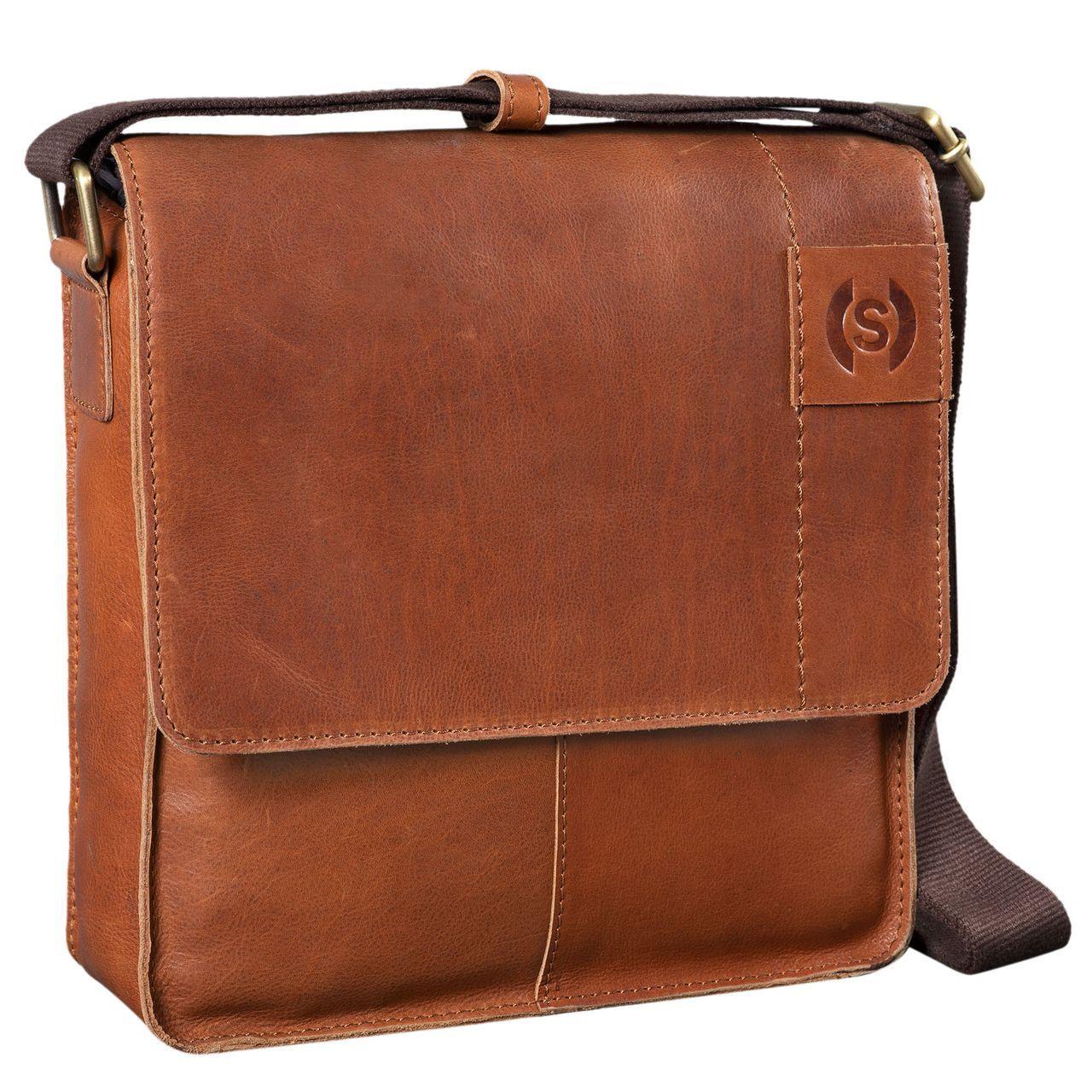 STILORD  Mirco    Tablet Umhängetasche Leder 9.7 Zoll iPad Tasche für Herren | Zu einem niedrigeren Preis  0560cb