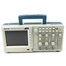 Tbs1102 Tektronix Digital Storage Oscilloscope 100mhz 2 Channels 10gss