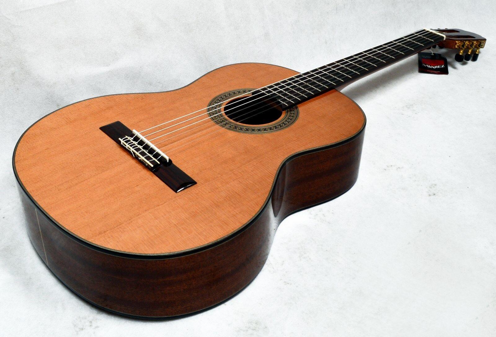 WEIHNACHTSKRACHER Gitarre 4 4 Konzertgitarre MASSIV Decke Zeder Mahagoni EDEL XX