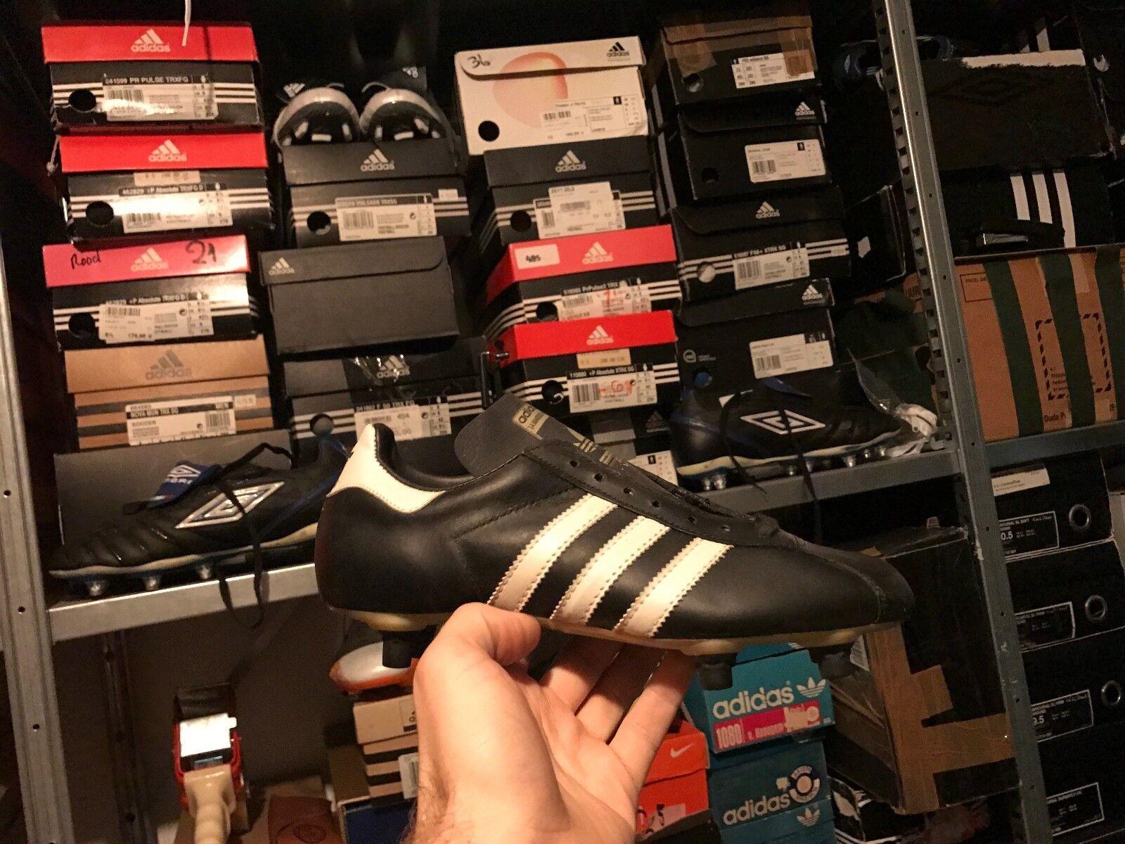 BNIB Adidas Santiago Vintage Soccer Stiefel schuhe Cleats Multiple Größes Deadstock