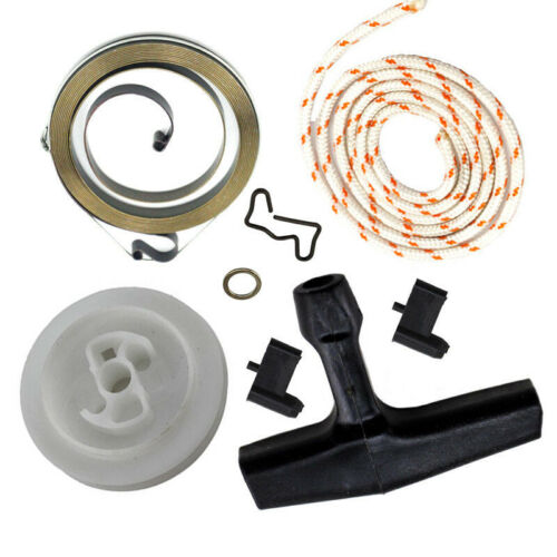 For Stihl 034 036 044 046 MS340 MS360 Chainsaw Recoil Starter Rope Replace Parts