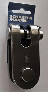 SCHAEFER-MARINE-93-88-5-8-OD-PIN-DOUBLE-JAW-TOG-gt-FREE-gt-WARP-SPEED-gt-SHIPPING-gt-gt-gt-gt