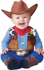 8abecdcf2 La imagen se está cargando Bebe-chicos-chicas-Vaquero -Salvaje-Oeste-Disfraz-Halloween-