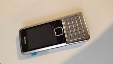 Nokia 6300 HANDY TOP ZUSTAND FREI FÜR ALLE KARTEN + NEUE BATTERIE