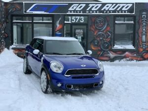 2013 MINI Cooper Paceman S Paceman ALL4