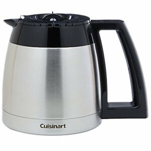 Image Is Loading Dgb 600rc Cuisinart Coffee Maker 10 Cup Stainless