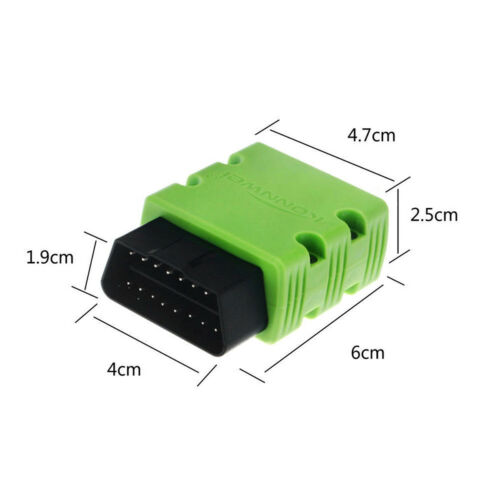 ELM327 WiFi OBD2 Testgerat Auto Scanner KW902 for iPhone iPad Android Windows
