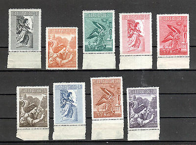 GroßEr Ausverkauf europa:2245 Vatikan Michelnummer 241-249 Postfrisch