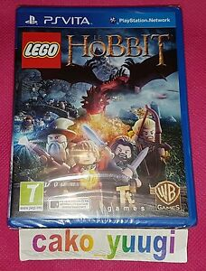 LEGO-LE-HOBBIT-SONY-PS-VITA-NEUF-VERSION-100-FRANCAISE