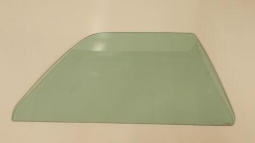 Green Door Glass Right Side 68 69 70 71 72 El Camino 71 72 GMC Sprint Pickup
