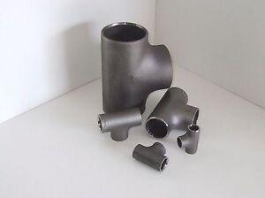 Steel ST 35.8 DIN 2615//21,3mm Welding T-Piece T-Bar 273,1mm