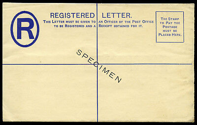 H&g C5a. Bahamas (until 1973) British Colonies & Territories Bahamas 1938 Kgvi 2d Registered Envelope Size G Overprinted Specimen