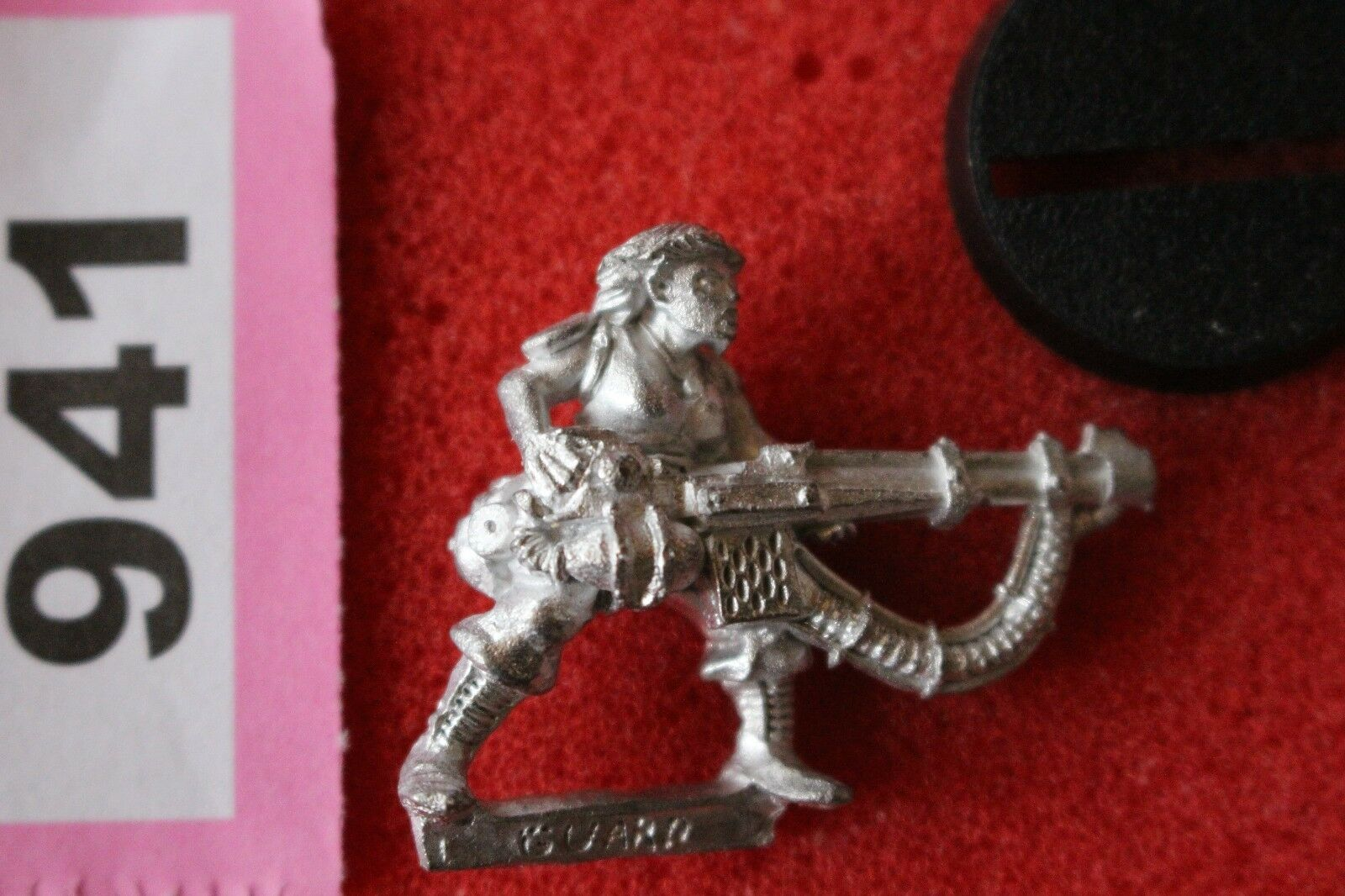 Games Workshop Warhammer 40k Rogue Trader Imperial Guard Autocannon Female Mint