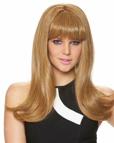 60s Mod Clothing Outfit Ideas   Womens Honey Blonde Mod 60s Adult Womens Costume Wig $17.95 AT vintagedancer.com