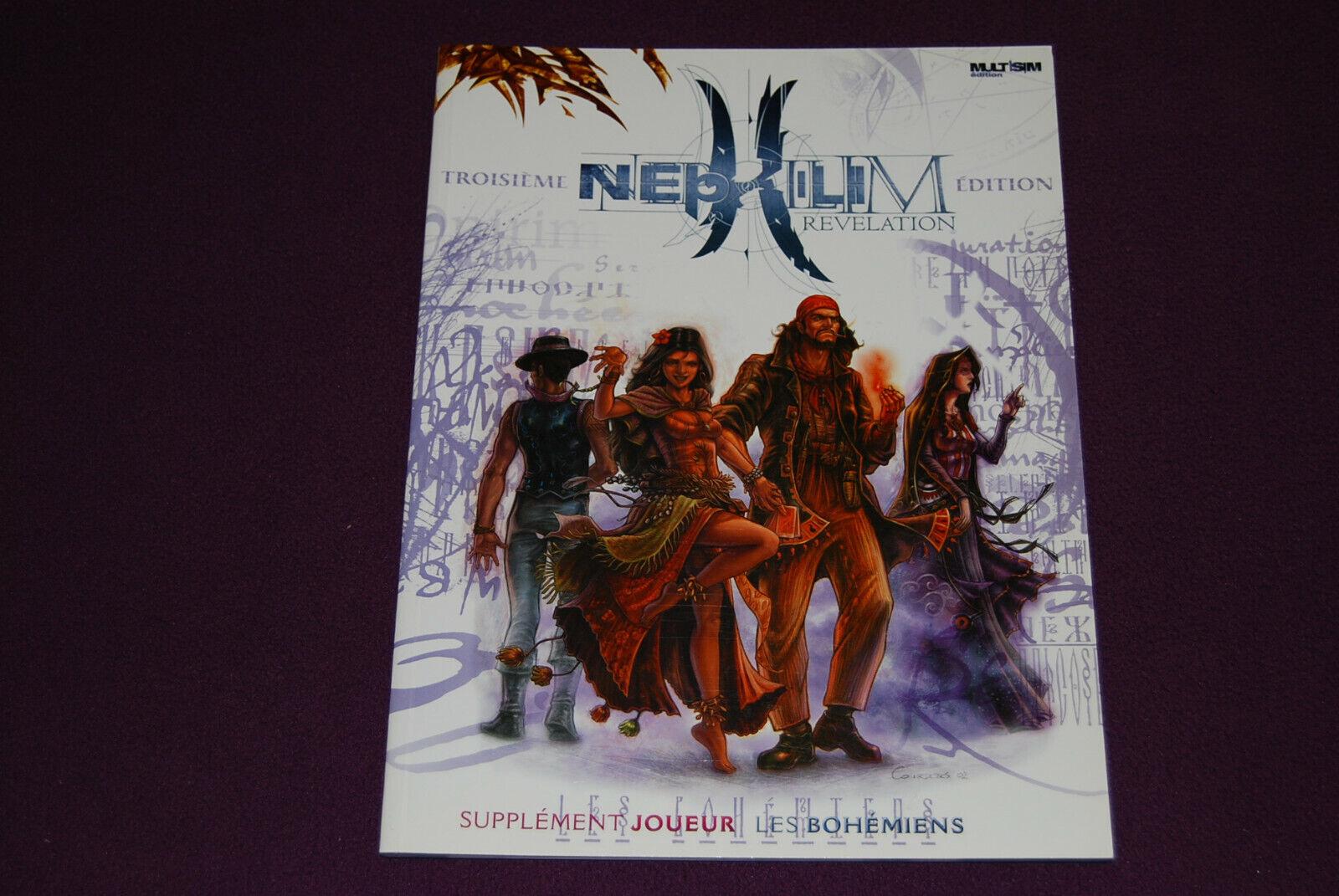 NEPHILIM REVELATION V3 V3 V3 - JDR Jeu de Role - Les Bohémiens 7cf487