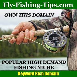 Fly-Fishing-Tips-com-Premium-Keyword-Domain-Outdoor-Sports-Fishing-Niche