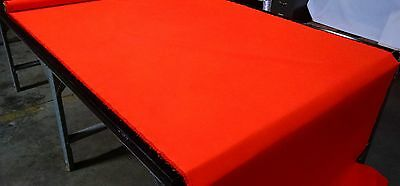 "SPL 1000D CORDURA FLUORESCENT ORANGE FABRIC 60""W DWR"