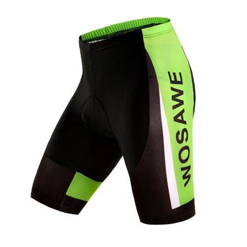 Mens Cycling Shorts Summer MTB Bike Gel Pad Short Pants Tights Bicycle Clothing