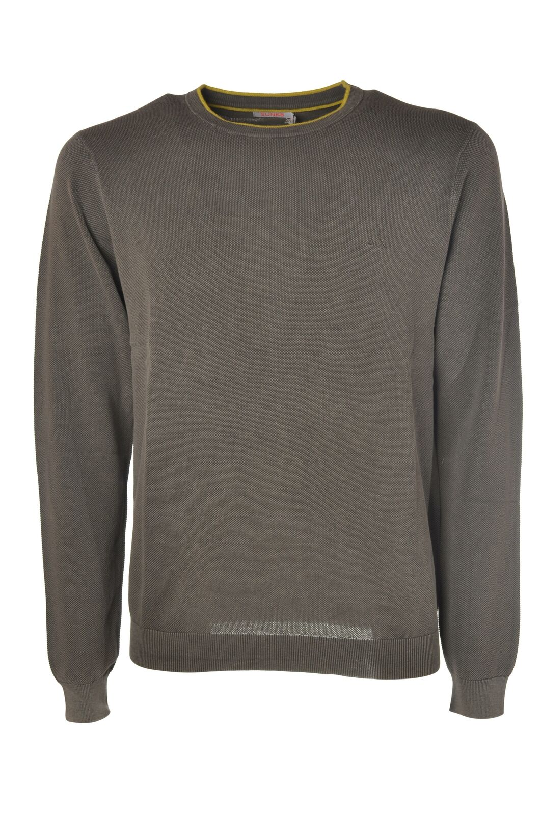 Sun 68 - Knitwear-Sweaters - Man - Green - 5988712C190719