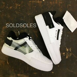 Details zu Nike Air Force 1 Type N. 354 White Volt