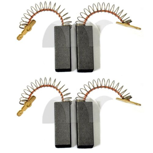 2 Pair Motor Carbon Brushes For BOSCH WFL 1000 WFK2401 WFL2060 Washing Machine