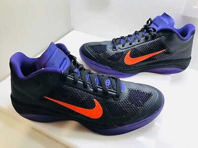 Nike Zoom Hyperfuse Low Steve Nash Limited Edition Basketball Shoes Size 12 | eBay
