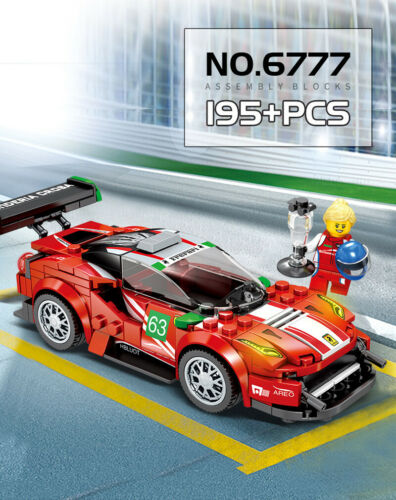 Race Cars Custom Building Toys For Lego USA SELLER