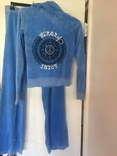 Women's Juicy Couture Tracksuit Size Small S Embellished