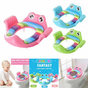 Baby-Kids-Potties-Seat-Ring-Pad-w-Armrests-for-Trainers-Potty-Toilet-Cushion