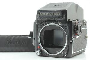 Exc+5 con Cinturino Mamiya M645 1000S AE Prism Finder Film Fotocamera dal Giappone