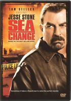 Jesse Stone Sea Change Sealed Dvd Tom Selleck