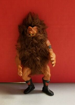 He-Man Masters of the Universe  /'GRIZZLOR/' Vintage Figure MOTU 1985 Mattel