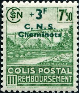 FRANCE-COLIS-POSTAUX-N-197-NEUF