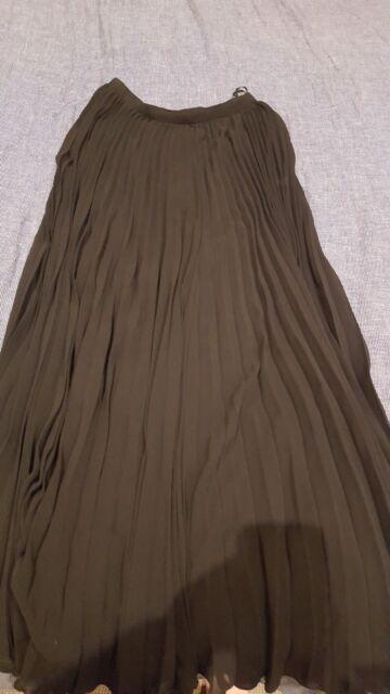 Maxi black skirt 10